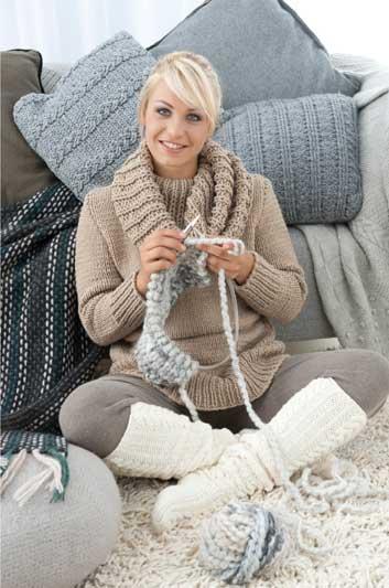 Genießen Sie kostenlosen Versand helle n Farbe Vereinigte Staaten Tasche filzen mit Magdalena Neuner - stricken.de