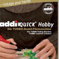 addiQuick Filzmaschine