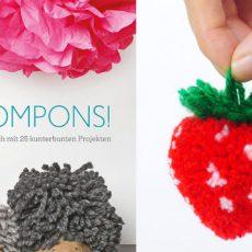Früchte-Pompons