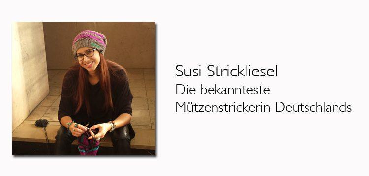 Susi Strickliesel