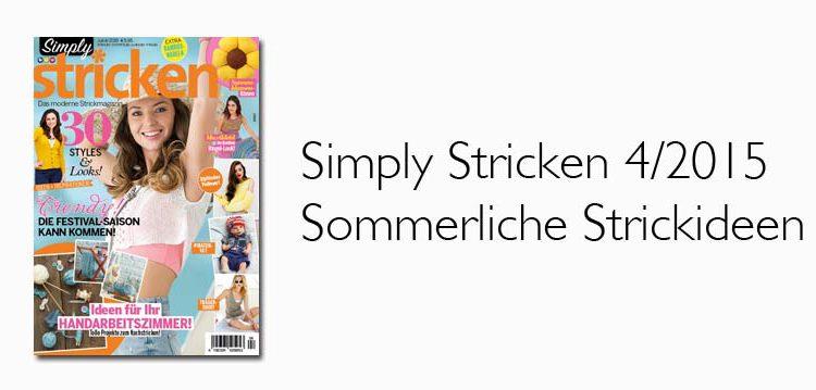 Simply Stricken 4/2015