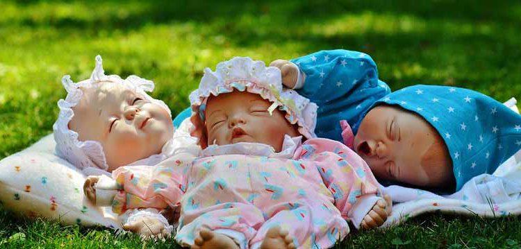 Puppenkleider Für Junge Puppenmütter Stricken Strickende