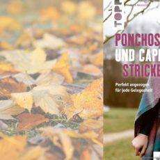 Ponchos und Capes stricken
