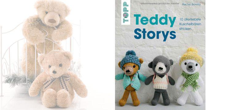 Teddy Storys - Zehn allerliebste Kuschelbären stricken