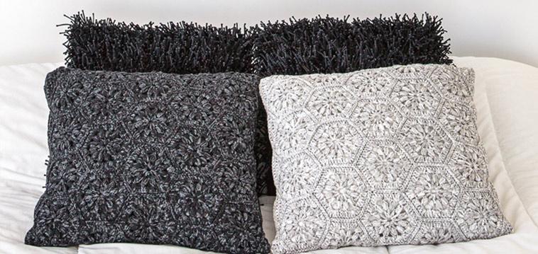 kissenh llen jetzt ganz leicht selberstricken. Black Bedroom Furniture Sets. Home Design Ideas