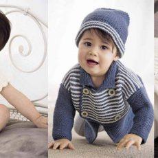 Putzige Strickideen für die Kleinen im FILATI Infanti No.12