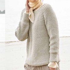 Raglan-Pullover