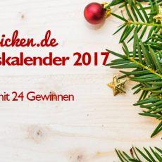 Stricken.de-Adventskalender
