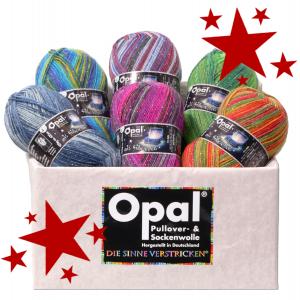 Wollpaket von Opal