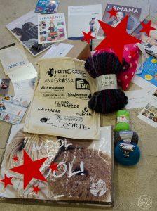 YarnCamp Goodiebags