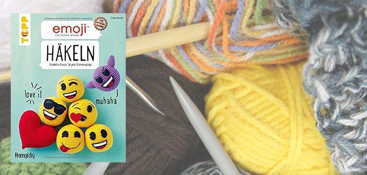 DIY Smileys in Emoji Häkeln: Gehäkelte Emojis für jede Stimmungslage