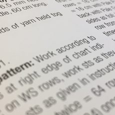 Anleitungen auf Englisch