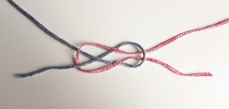 Stricktipp Unsichtbare Knoten Für Ein Einfaches Verknoten Von Knäulen