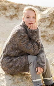 LANA GROSSA Only Tweed