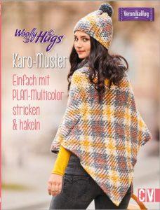 Karo-Muster - Einfach mit PLAN-Mulitcolor stricken & häkeln