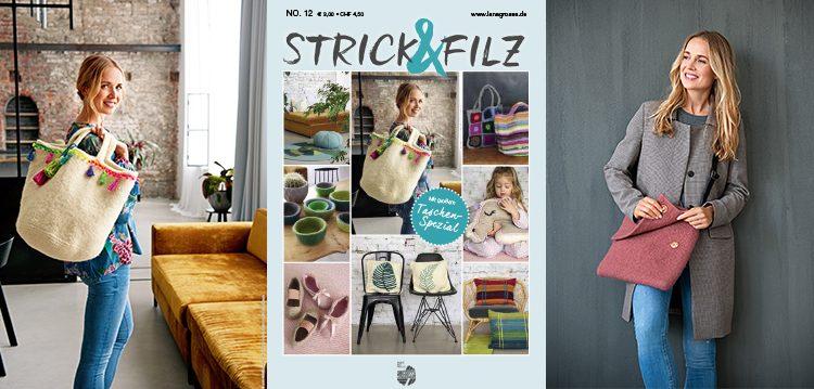 FILATI Strick & Filz No. 12