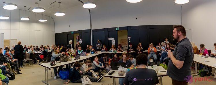 Yarncamp 2018 - Bilder: Mario Gaa, blende28