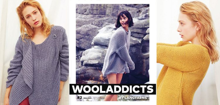 LANG YARNS Wooladdicts #2