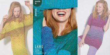 LANG YARNS Punto 9 Bloom